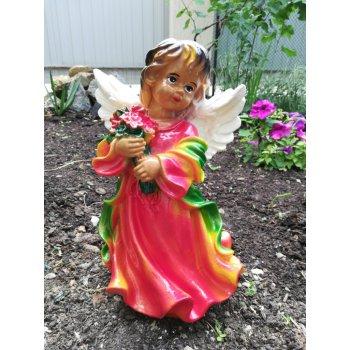 Ангел Ангелина в цвете.